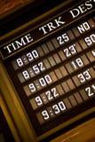 Leid tijdschema op royalty-vrije stock afbeelding