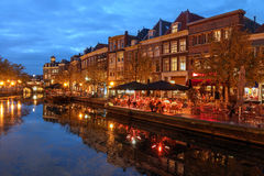 Leida, Paesi Bassi Immagine Stock Libera da Diritti