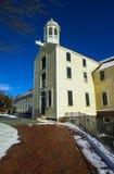 Leidekkersmolen, Pawtucket, RI Royalty-vrije Stock Foto