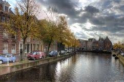 Leiden Arkivbild