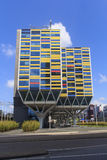 Leiden Business Center Stock Photos