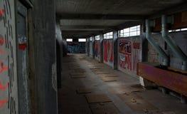 Leiden Meelfabriek Przemysłowy dziedzictwo Zdjęcie Stock