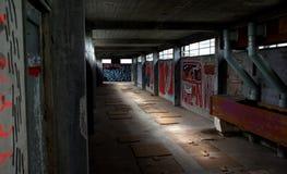 Leiden Meelfabriek Przemysłowy dziedzictwo Obrazy Stock
