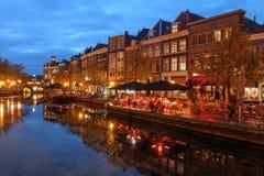 Leiden Nederländerna Royaltyfri Bild