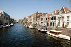Leiden - Nederländerna Arkivbilder