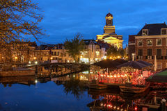 Leiden, Nederland Royalty-vrije Stock Fotografie