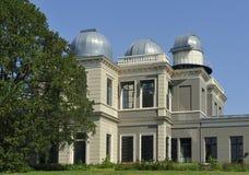 Leiden observatory Royalty Free Stock Photography