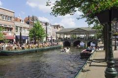 Leiden restaurant royalty free stock photo