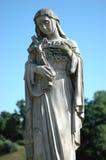 Leidenden Jesus Mutter Stockbild