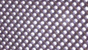 LEIDENE lamp voor videoopname stock videobeelden