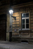 LEIDENE lantaarn Royalty-vrije Stock Foto's