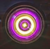 LEIDENE reflector voor flitslicht royalty-vrije stock foto's