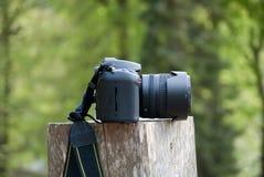 Leidenschaft für Fotografie Lizenzfreies Stockbild