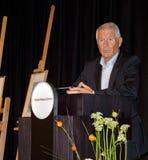 Leider van het Comité van de Prijs van de Vrede van Nobel Royalty-vrije Stock Foto