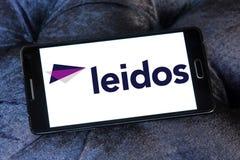 Leidos公司商标 库存图片