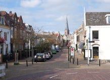 Leidschendam-Vooorburg, os Países Baixos fotografia de stock