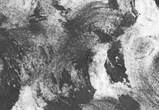 Leidt de Grunge Zwart-witte Textuur voor Gekraste tot Samenvatting, Uitstekend Effect met Lawaai en Korrel Met de hand gemaakte T vector illustratie