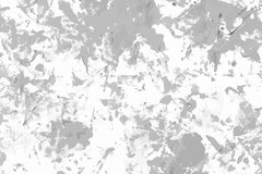 Leidt de Grunge Zwart-witte Textuur voor Gekraste tot Samenvatting, Uitstekend Effect met Lawaai en Korrel Met de hand gemaakte t royalty-vrije illustratie