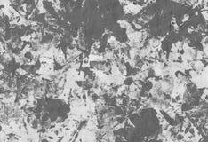 Leidt de Grunge Zwart-witte Textuur voor Gekraste tot Samenvatting, Uitstekend Effect met Lawaai en Korrel Hand Getrokken Achterg royalty-vrije illustratie