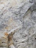 Leidt het marmeren patroon van de steentextuur, erosie tot het verbazen in aard royalty-vrije stock afbeelding
