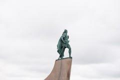 Leif Erikson Stock Photography
