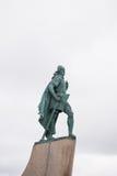 Leif Erikson Royalty Free Stock Image
