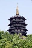 Leifeng pagoda Stock Image