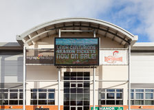 Leigh Sports Village Stock Images