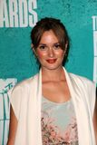 Leighton Meester at the 2012 MTV Movie Awards Press Room, Gibson Amphitheater, Universal City, CA 06-03-12 Stock Photos