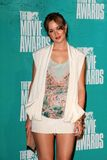 Leighton Meester at the 2012 MTV Movie Awards Press Room, Gibson Amphitheater, Universal City, CA 06-03-12 Stock Photography