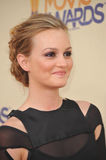 Leighton Meester Stock Images