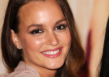 Leighton Meester Stock Photography