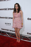 "Leighton Meester. At the ""Country Strong"" Los Angeles Special Screening, Academy of Motion Picture Arts and Sciences, Beverly Hills, CA. 12-14-10 Royalty Free Stock Photography"