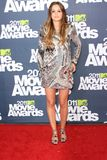 Leighton Meester. At the 2011 MTV Movie Awards Arrivals, Gibson Amphitheatre, Universal City, CA. 06-05-11 Stock Photo