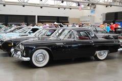 Leilão interno do Car Show da floresta virgem Fotografia de Stock Royalty Free