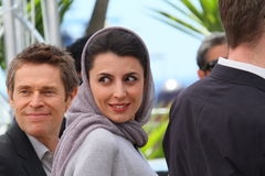 Leila Hatami Stock Images
