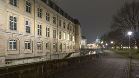 Leine Palace in Hanover, Germany Stock Photo