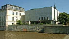 Leineschloss, assento do parlamento em Hannover filme