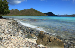 Leinster Bay in St John Royalty Free Stock Photos