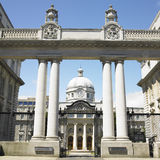 Leinster House, Dublin Stock Image