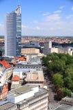 Leipzig, Alemania fotografía de archivo