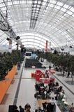 Jour public pour la foire de livre de Leipzig Photos libres de droits