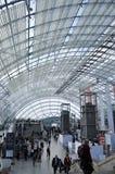 Allgemeiner Tag für Leipzig-Buchmesse Stockbild
