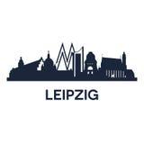 Leipzig Emblem Royalty Free Stock Photography