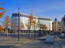Leipzig warehousing Stock Photography