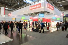 The Leipziger Buchmesse Stock Photos