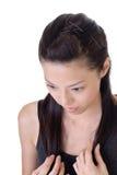 Leise orientalische Schönheit Lizenzfreies Stockfoto