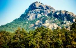 Leiser Hügel Stockbild