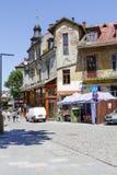 Leisten House in Zakopane Royalty Free Stock Photos