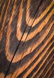 Leistenmuster mit Holz Lizenzfreies Stockbild